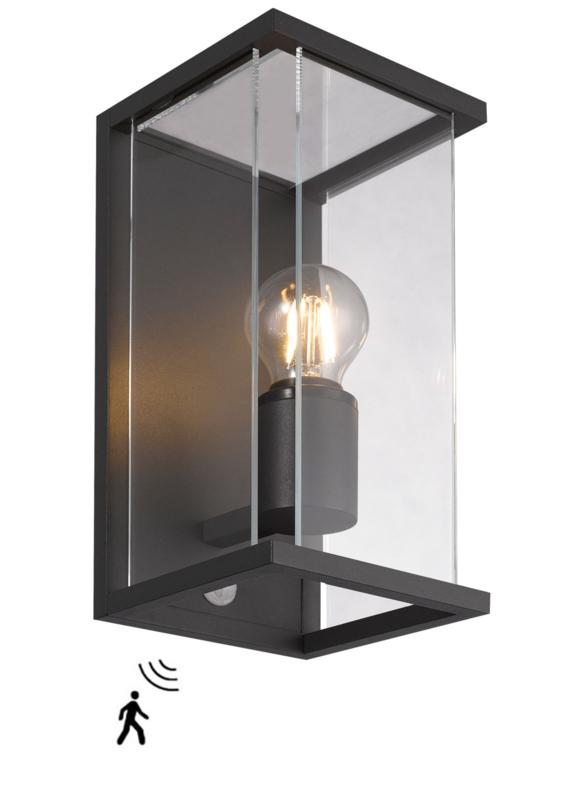 Vido sensor wandlamp 1465 inclusief gratis LED lichtbron