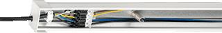 Startrail LED TL lichtlijn