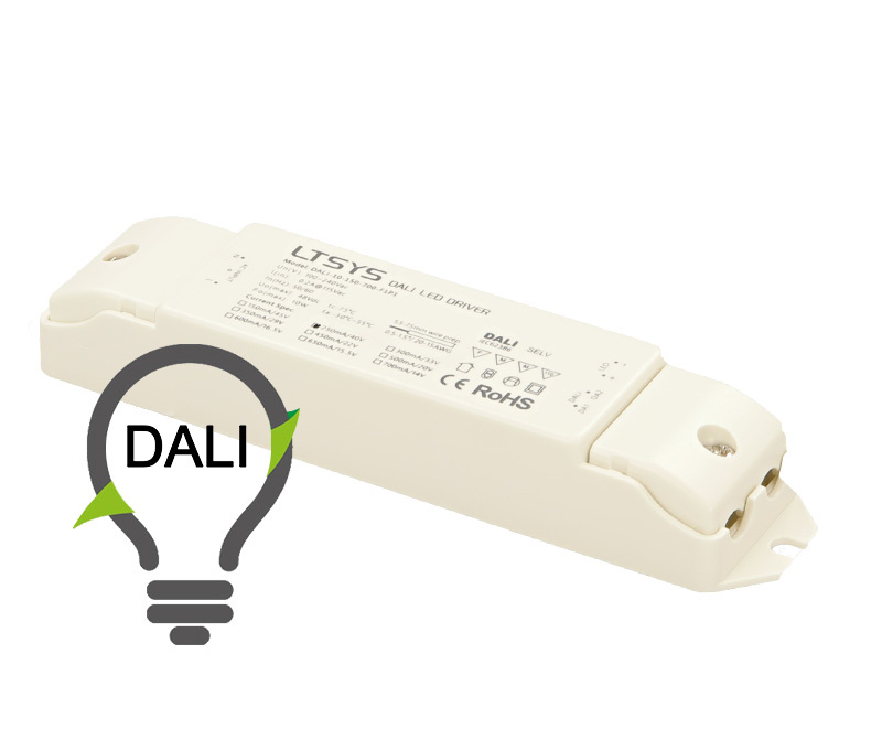 Dali driver tbv LED Square Trimless