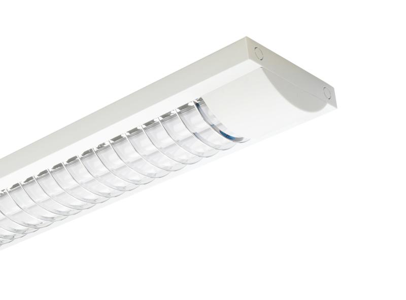 LED TL armatuur softline grill 60cm - (dubbel)