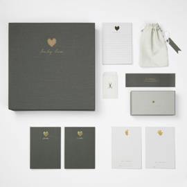 House of products Memory box