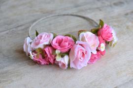 Bloemen haarband nr.9