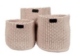 MrsBLOOM - Basket - M - old pink