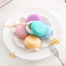 Sieradendoosje Macaron div. kleuren