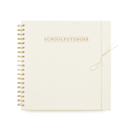House of Products Schoolfotoboek Ivory