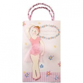 Meri Meri party bags ballet Large