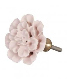 Deurknopje keramiek Rose
