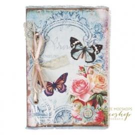 Clayre & Eef album/Notitie boekje 21*14 cm