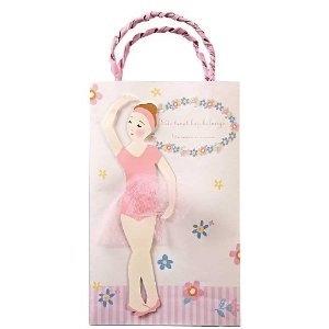 Meri Meri party bags ballet Large
