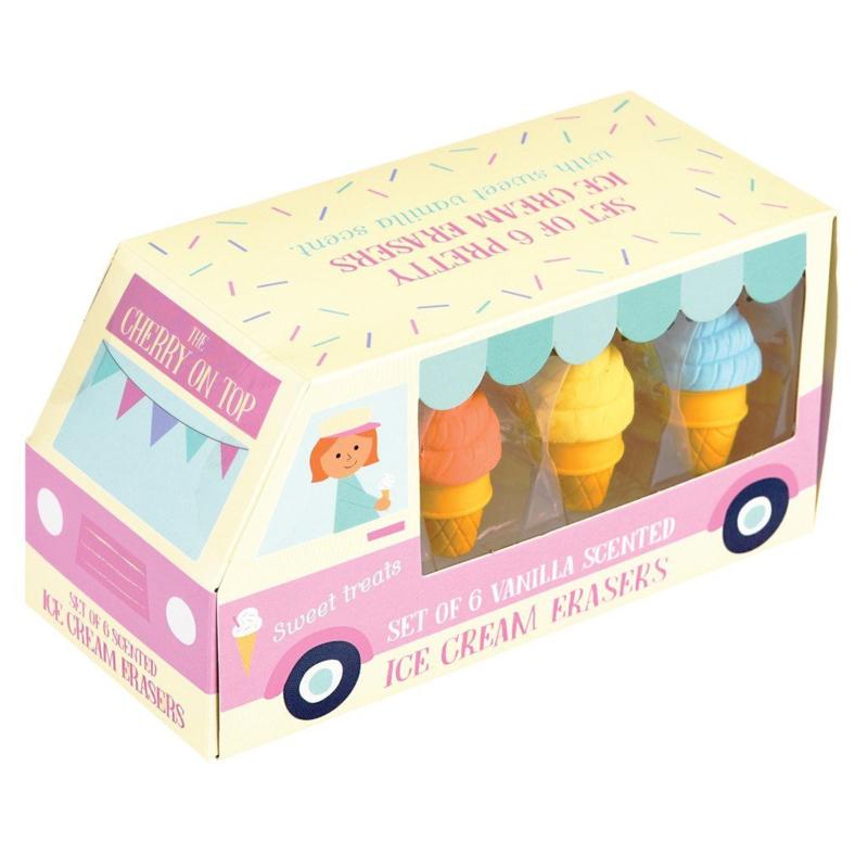 Rex London ice cream gummetjes
