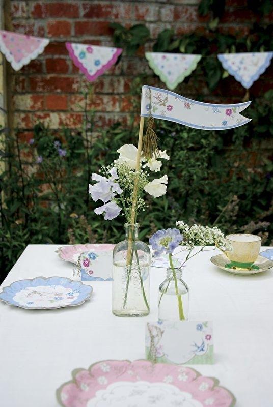Meri Meri tafel vlaggetjes set