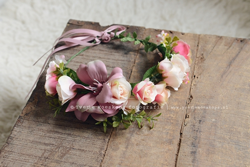 flowercrown pastel lely