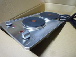 Elektrische kookplaat inbouw EB-DKF-2