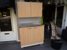 Pantry oplossing 100x60  beuken