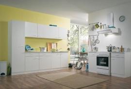 Keuken 60 Klassik 250x210 Wit of beuken