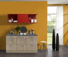 Keuken bovenkast 150 x 34,6 x 44,4 cm