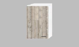 Bovenkast Hoog 40 x 89,6 x 34,6 steigerhout