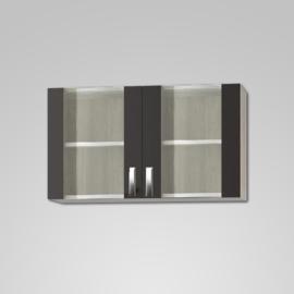Bovenkast Faro 100x57,6 glas