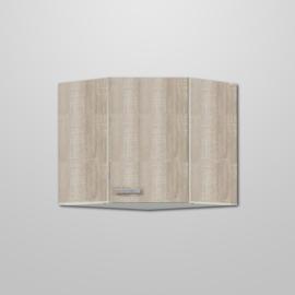 Hoekkast Neapel 60x60x57,6cm