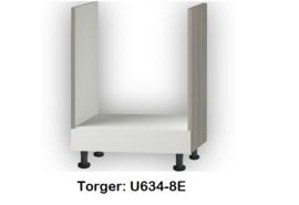 Oven inbouw kast 60x60 cm Torger