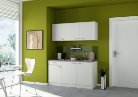 Pantry oplossing Wit 150x60cm