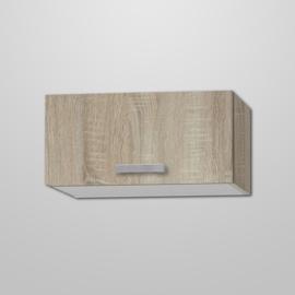 Bovenkast met klepdeur  Neapel (60cm of 100cm)