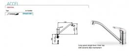 RVS Spoelbak opbouw 50x100 cm