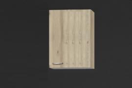 Bovenkast hoog Elba 60x89,6cm edel beuken