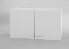 Onderkast twee lades 100x60 cm