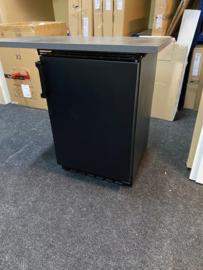 Onderbouw koelkast zwart 50cm breed KS82.3A