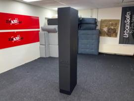 Apothekerskast Nero 30x60x206,8 cm