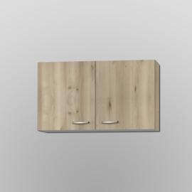 Bovenkast Elba 100x57,6 cm edel beuken decor
