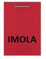 Front Imola tbv vaatwasser 60cm breed