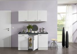 wit /wit keuken pantry opstelling 150x60cm