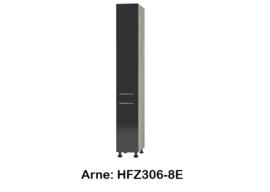 Apothekerskast 30cm breed Arne
