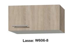 Wasemkap kast 60cm Lasse hoogte 44,8 cm