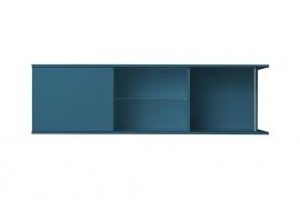 Genf Wit Akazia blok met schuifkast 150x60 cm