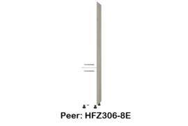 Apothekerskast 30 x 57 cm Peer