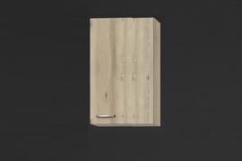 Bovenkast hoog  Elba 50x89,6 cm edel beuken