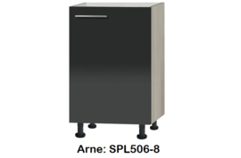 Spoelonderkast 50cm zonder werkblad Arne