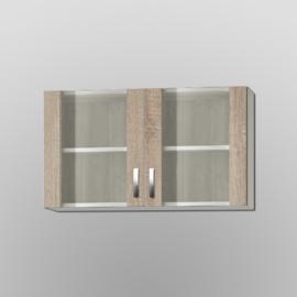 Bovenkast Padua 100x57,6 glas