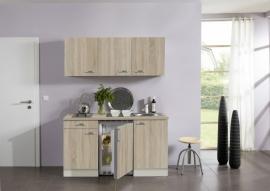 Padua keuken koelkast pantry 150x60 cm