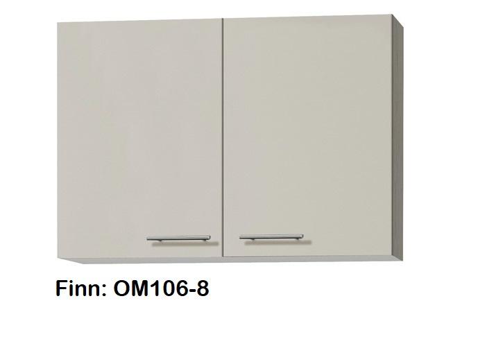 Bovenkast 100cm Finn sahara beige hoogte 70,4 cm