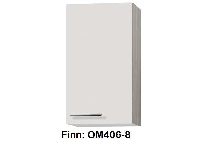 Bovenkast 40cm Finn sahara beige hoogte 70,4 cm