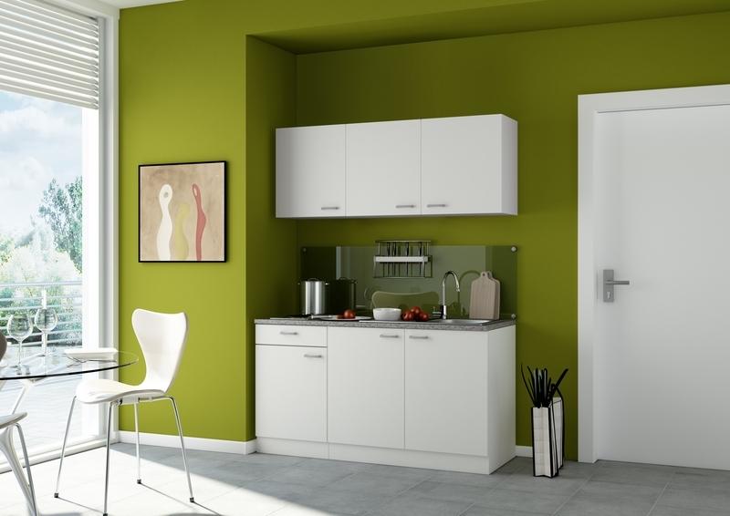 Pantry oplossing Wit 150x60cm