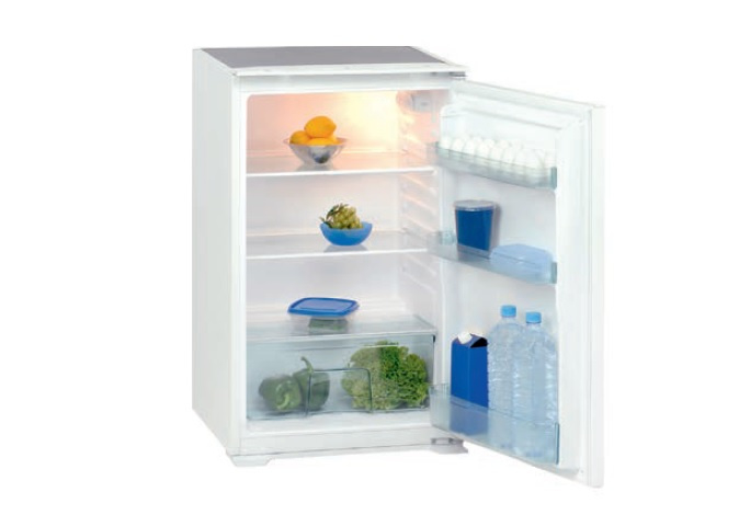 Inbouw koelkast tbv 60cm kast KSGF88
