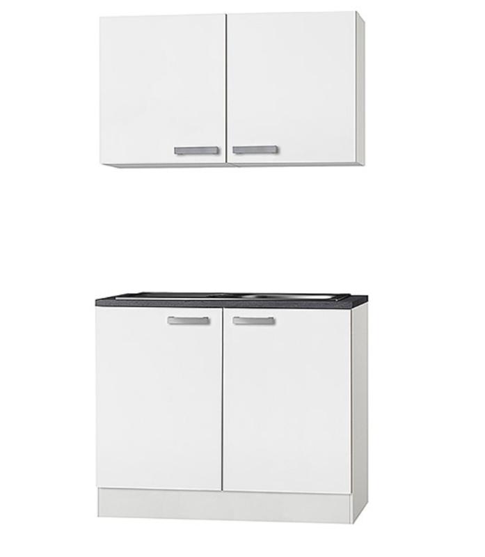 Oslo kleine keuken pantry oplossing