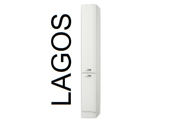 Apothekerskast Lagos 30x60x206,8 cm
