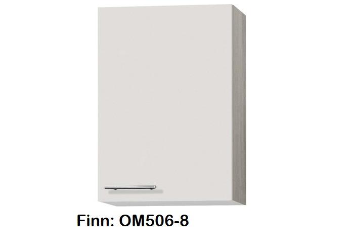 Bovenkast 50cm Finn sahara beige hoogte 70,4 cm