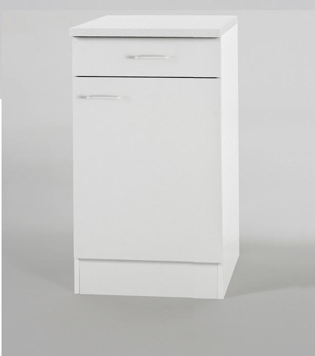 Onderkast 40x60 wit